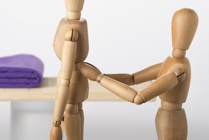 Orthopäde, Rückenuntersuchung