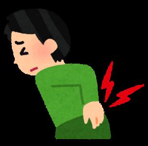 椎間板ヘルニア=痛みではない