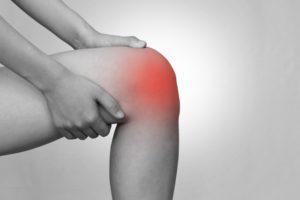 膝の痛み、ベーカー嚢腫(のうしゅ)