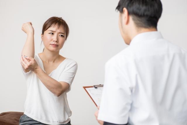 テニス肘の原因 治療と対策を考える